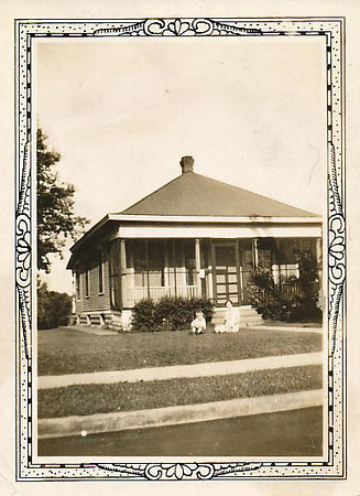 Edquist's home at MA, SS began on his front porch